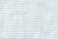 white art pattern woven fabric texture for background Royalty Free Stock Photo