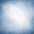 White Background Blue Border V...