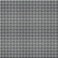 White and black rhombuses, repeated pattern