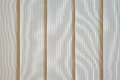 White blinds textile curtain Royalty Free Stock Photo