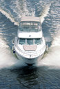 White boat Royalty Free Stock Photo
