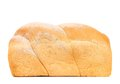 White bread loaf Royalty Free Stock Photo