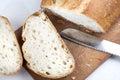 White bread Royalty Free Stock Photo