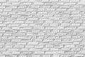 White Brick Stone Wall Seamles...