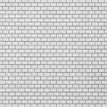 White brick tile wall Royalty Free Stock Photo