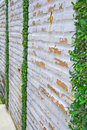 White brick wall perfect as a background square photograph Stock Photo