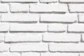 White brickwork Royalty Free Stock Photo
