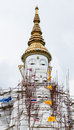 The white buddha statue image on stock photo Stock Photo
