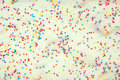White Cake Pastry Sprinkles Texture Background Royalty Free Stock Images