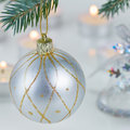 White christmas Royalty Free Stock Photo