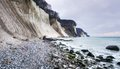 White Cliffs Royalty Free Stock Photo