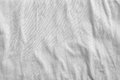 White cloth background Royalty Free Stock Photo
