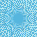 White color spiral flower speed. Colorful swirl movement bright line set. Circle glowing template. Sunburst, starburst shape. Blue Royalty Free Stock Photo