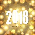 hang tags with year 2018