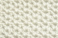 White crochet cloth for background Royalty Free Stock Images