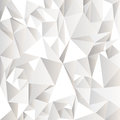 White Crumpled Abstract Backgr...