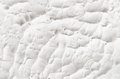 White decorative abstract plaster texture with splash and ribbed.