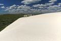 White Desert,Nambung National Park,South Western Stock Photos
