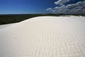 White Desert,Nambung National Park,South Western Royalty Free Stock Photos