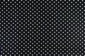 White Dots On Black Background