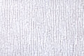 White fluffy background of soft, fleecy cloth. Texture of textile closeup Royalty Free Stock Photo