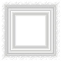 White frame Royalty Free Stock Photography