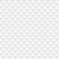 White geometric square seamless background Royalty Free Stock Photo