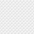 White geometric texture seamless illustration Royalty Free Stock Photo