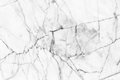 White (gray) marble texture, detailed structure of marble in natural patterned for background and design. Royalty Free Stock Photo