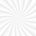 White and gray rays background, vector fond