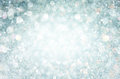 White and grey bokeh lights defocused background pic Royalty Free Stock Photo