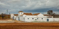 White Hacienda, Andalucia, Spain Stock Photos
