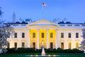 Stock Photo White House