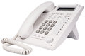White IP telephone Stock Photography