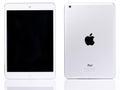 White ipad mini tablet Royalty Free Stock Photo