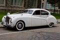 White Jaguar Mark IX