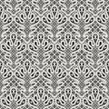 White lace pattern texture seamless vintage lacy ornament Royalty Free Stock Photo
