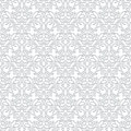 White lace pattern texture vintage seamless Stock Images