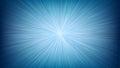 White Light Speed Line Burst Ray on Blue Background Royalty Free Stock Photo