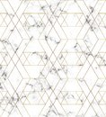 White marble texture with gold line pattern. Background for designs, banner, card, flyer, invitation, party, birthday, wedding, pl
