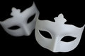 White mask Royalty Free Stock Image