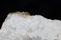 White mineral Royalty Free Stock Image