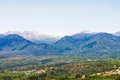 White mountains of Crete Royalty Free Stock Photo