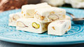 White Nougat Royalty Free Stock Photo