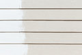 White paint on wood wall plank Royalty Free Stock Photo