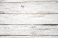 White painted wood texture Royalty Free Stock Photo