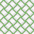 White Paper Envelope Seamless Pattern