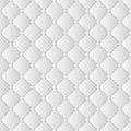 White pattern and gray seamless background Royalty Free Stock Photos