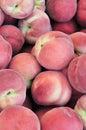 White Peaches Royalty Free Stock Photo