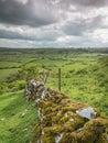 White Peak, Derbyshire Royalty Free Stock Photo